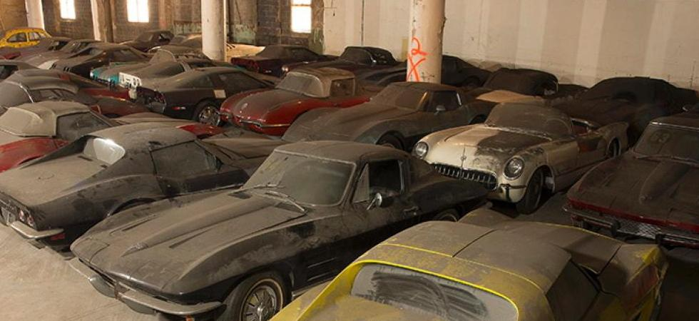 Peter Max Dusty Corvettes