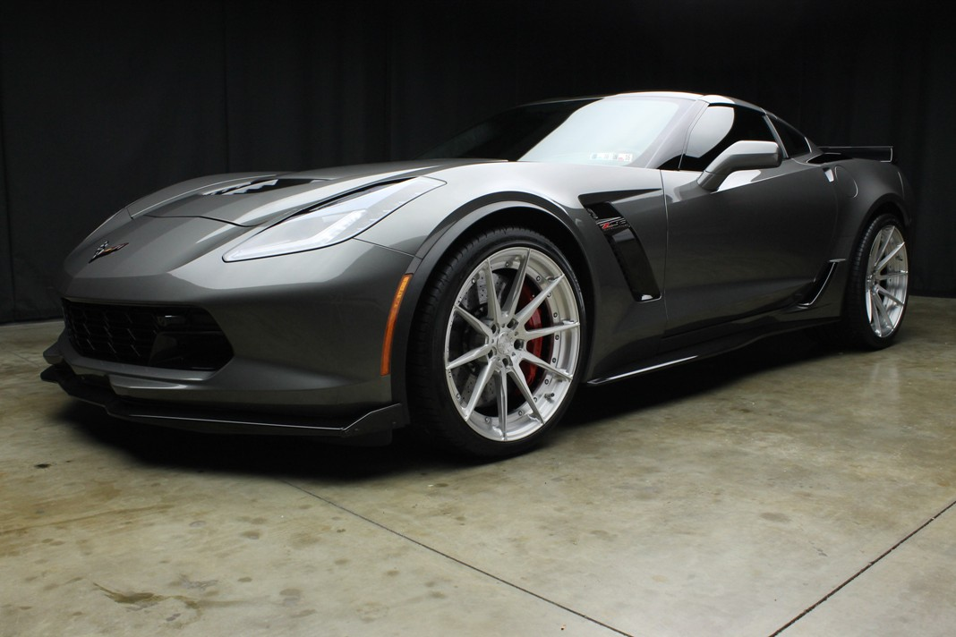 2016 3lz Z06 Z07 Shark Grey Metallic M Hammer