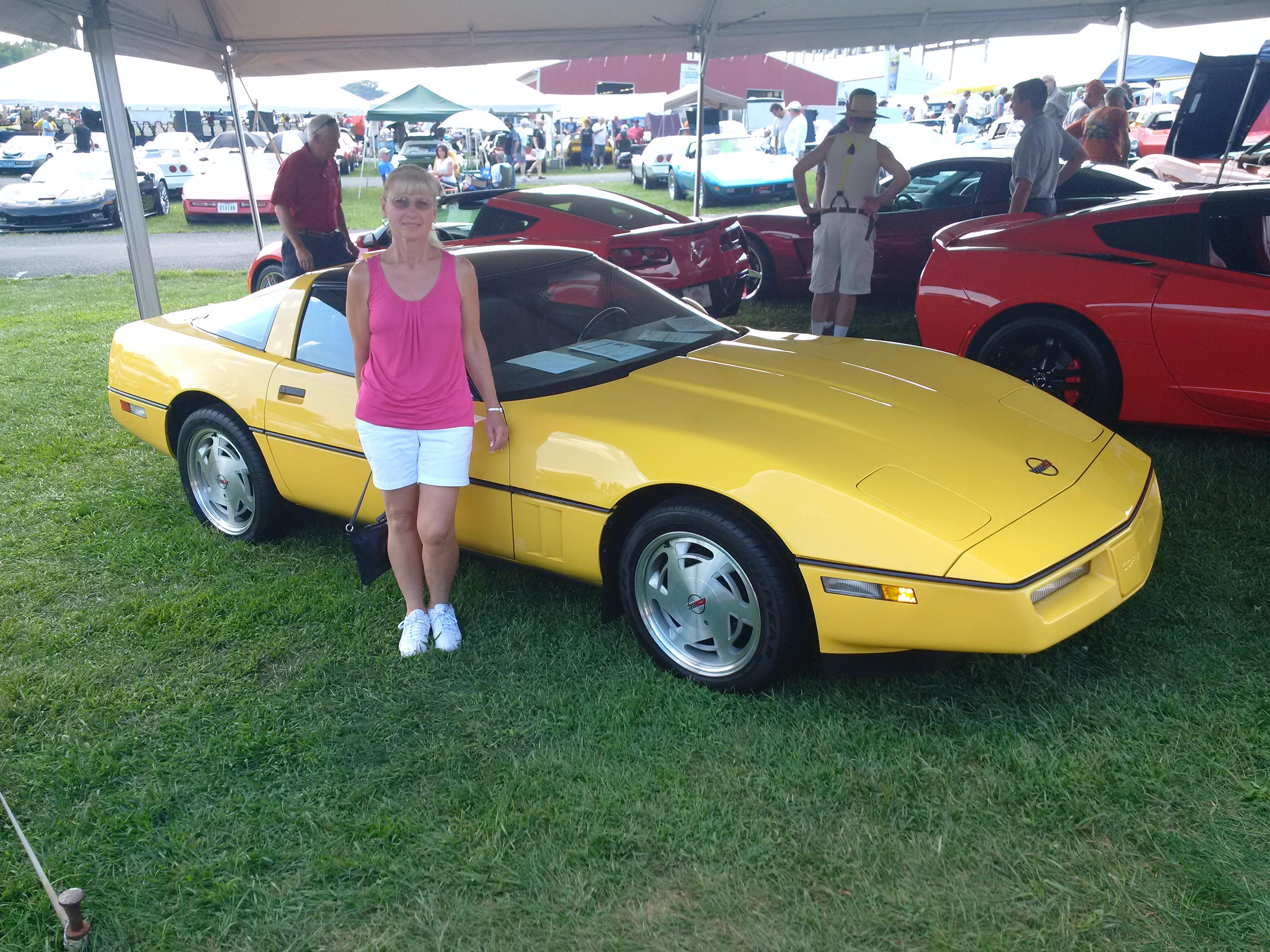 1973 L48 Corvette And 1988 Corvette M Amp S Nenichka