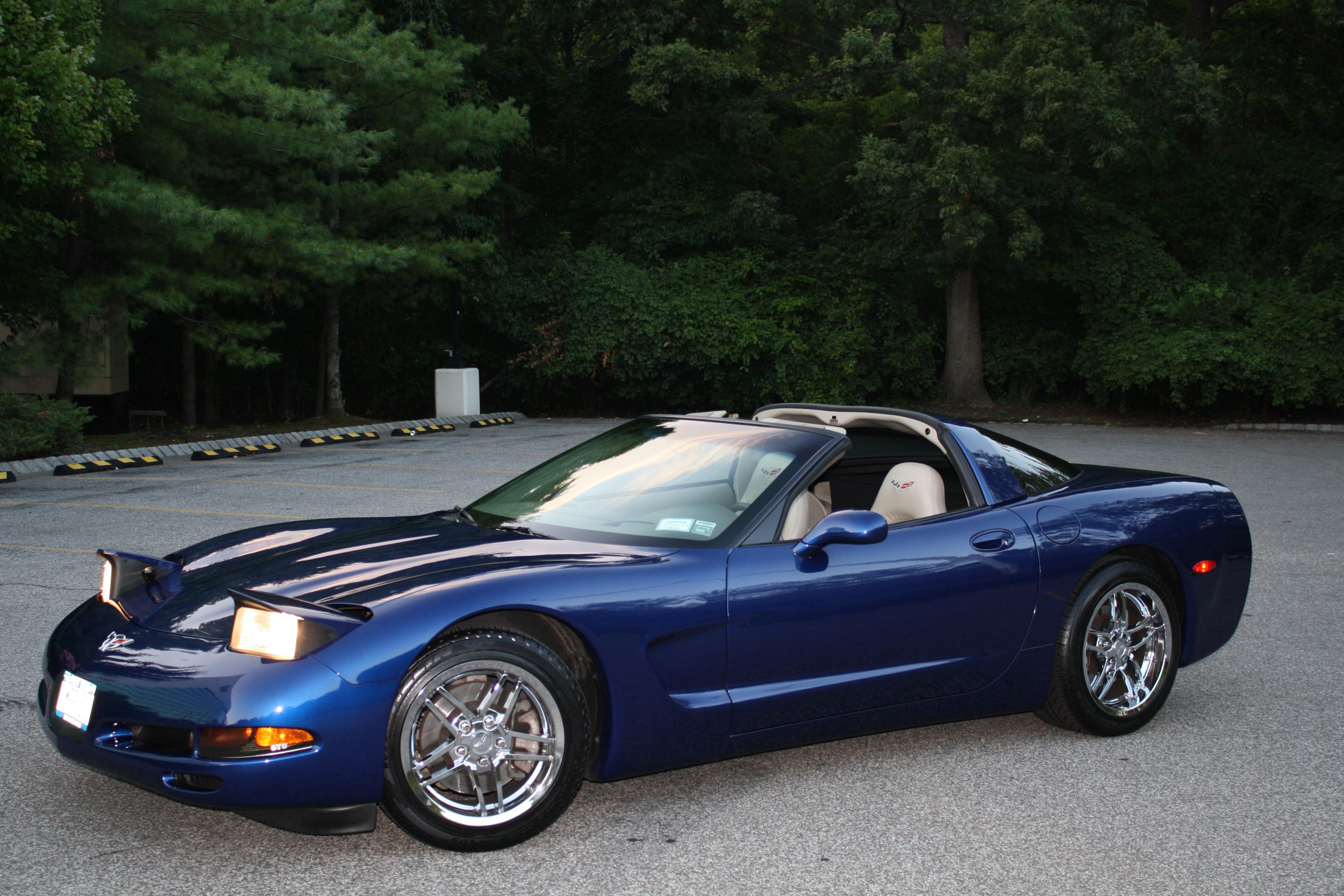 2004 Corvette Commemorative Edition Michael F