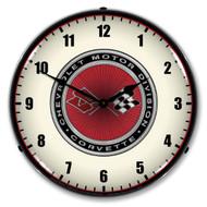 C3 68-82 Corvette Clock