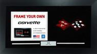 C3 Corvette Custom Framed Picture
