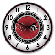 C3 Corvette Clock