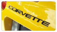 C5 Corvette Letter Kit