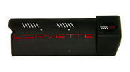 C4 Corvette Fuel Rail Letter Kit