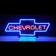 Chevrolet Bowtie Neon Sign