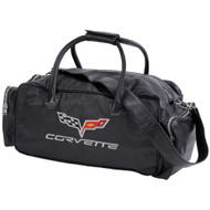 C6 Corvette Leather Bag
