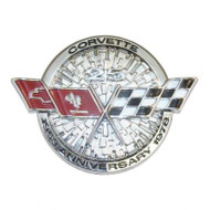 C3 Corvette Metal Sign
