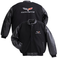 C6 Corvette Varsity Jacket