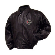 C1 Corvette Leather Jacket