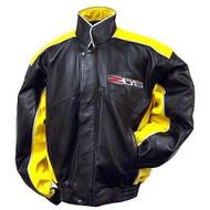 C6 Z06 Corvette Leather Jacket