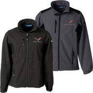 C7 Corvette Black or Gray Jacket