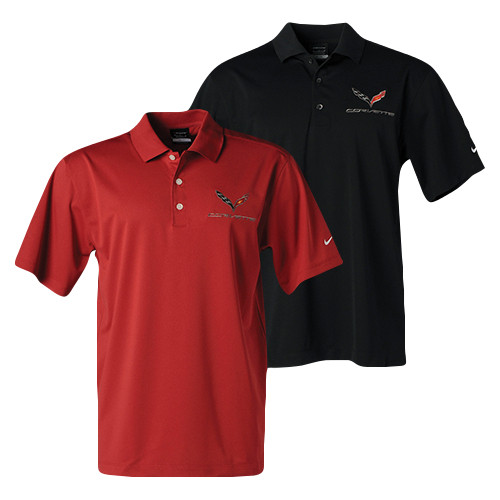 C7 Corvette Polo Shirts