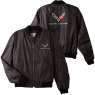 C7 Corvette Aviator Jacket