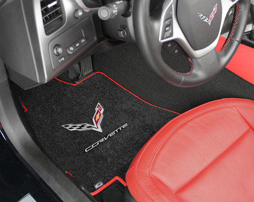 C7 Corvette Ultimat Floor Mats Corvette Depot
