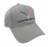 C7 Corvette Gray Hat