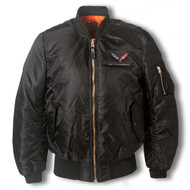 C7 Corvette Flight Jacket