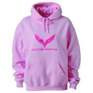 Ladies C7 Corvette Hoodie