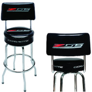 C7 Corvette Z06 Counter Stool