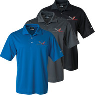 C7 Corvette Grand Sport Nike Polo Shirts