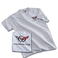 C5 Corvette Gray Ash T-Shirt