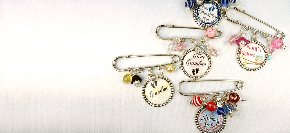 Keepsake Pins
