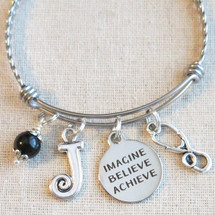Nurse Graduation Gift - Imagine Believe Achieve