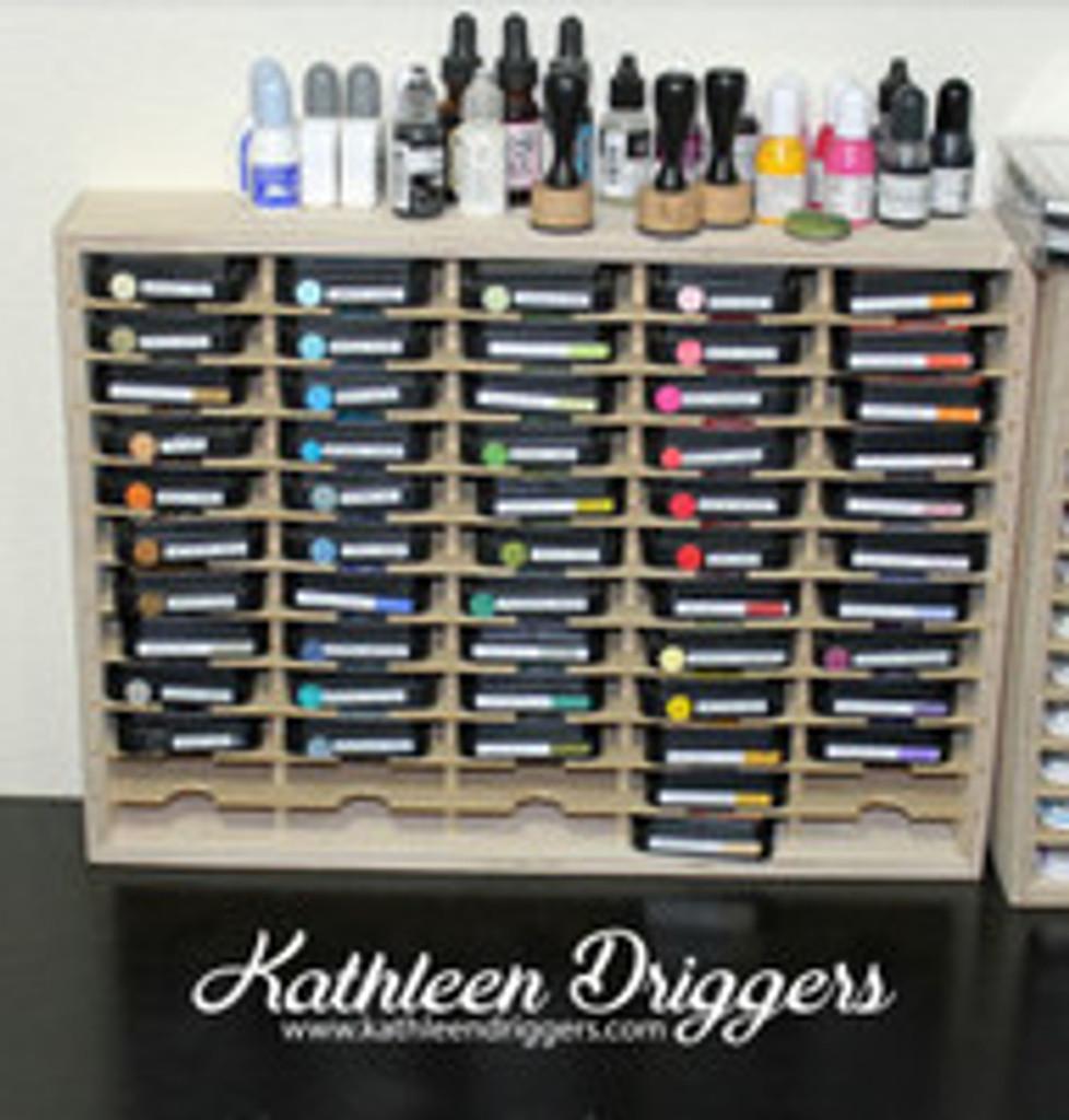 Kat's Ideal Ink Storage