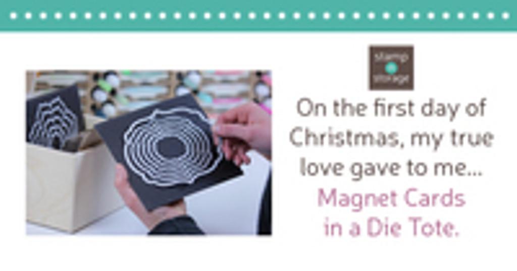 Twelve Days of Stamp-n-Storage Christmas