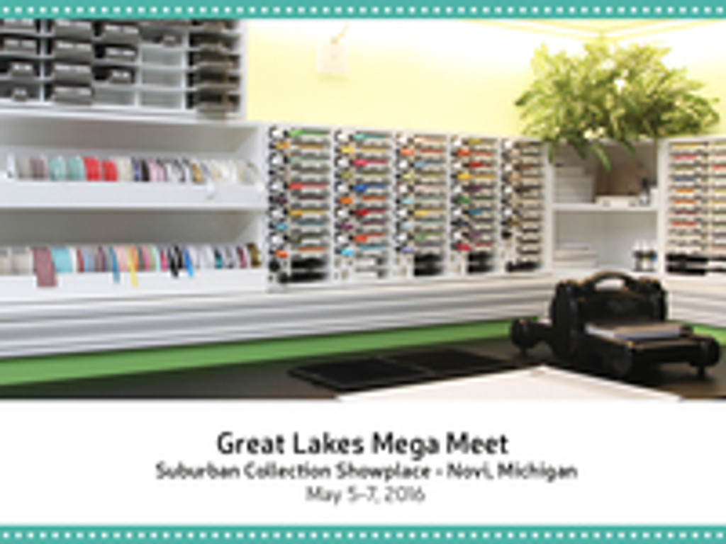 See us at the Great Lakes Mega Meet!