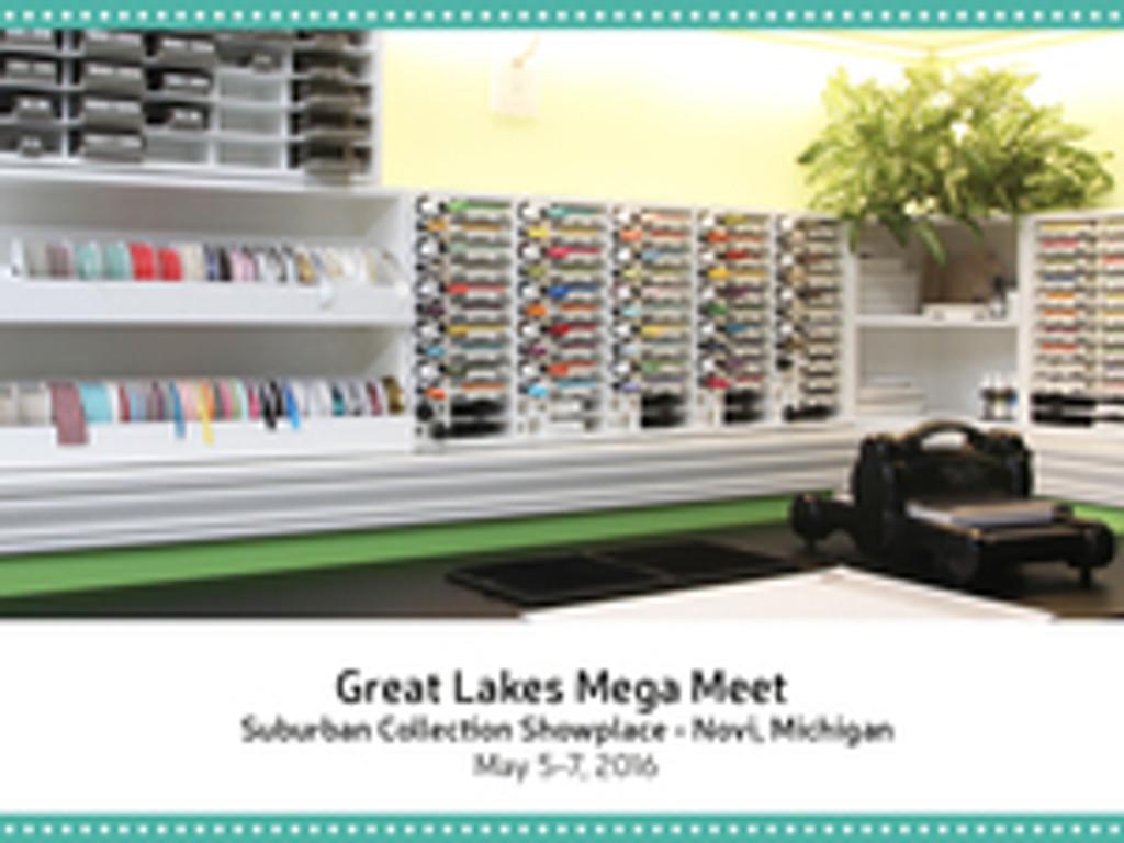 See us at the Great Lakes Mega Meet!