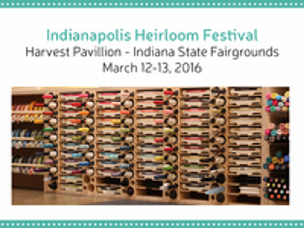 March Expo: Indianapolis Heirloom Festival