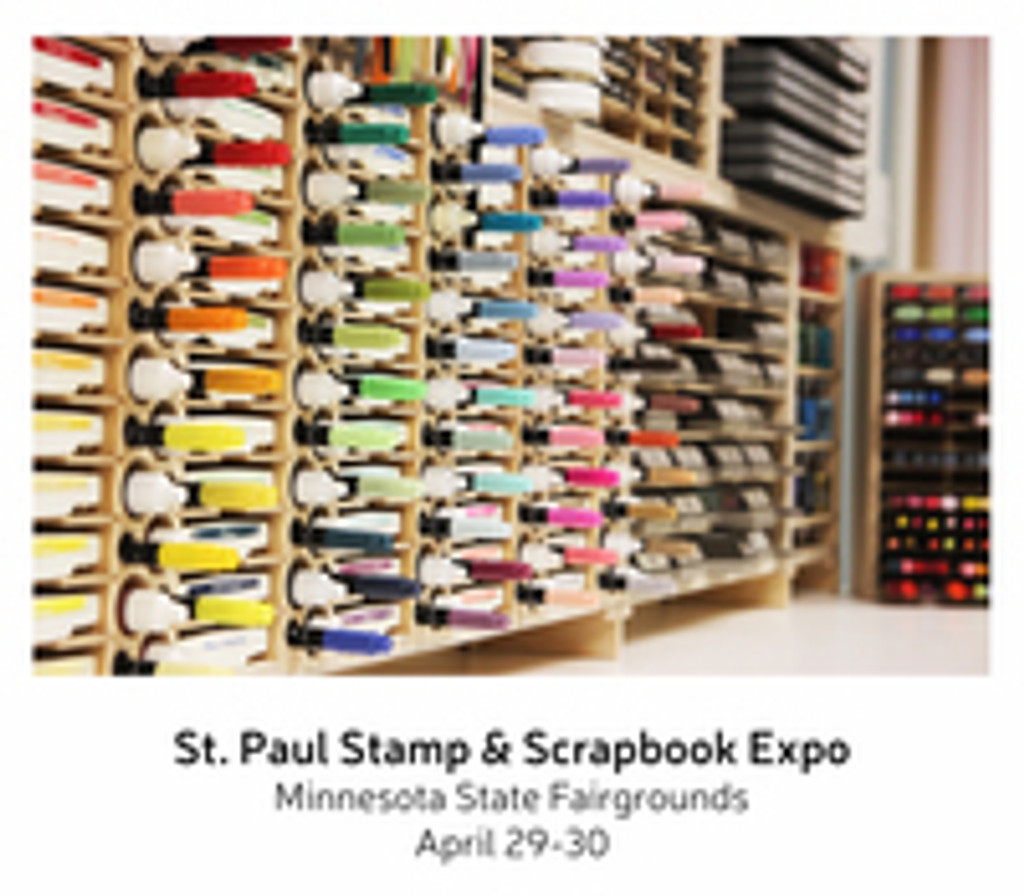 Visit us at the MN Stamp & Scrapbook Expo!