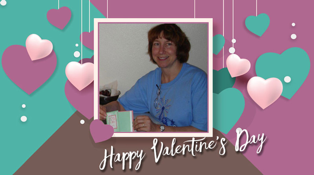 Valentine's Day Giveaway Winner: Terese K