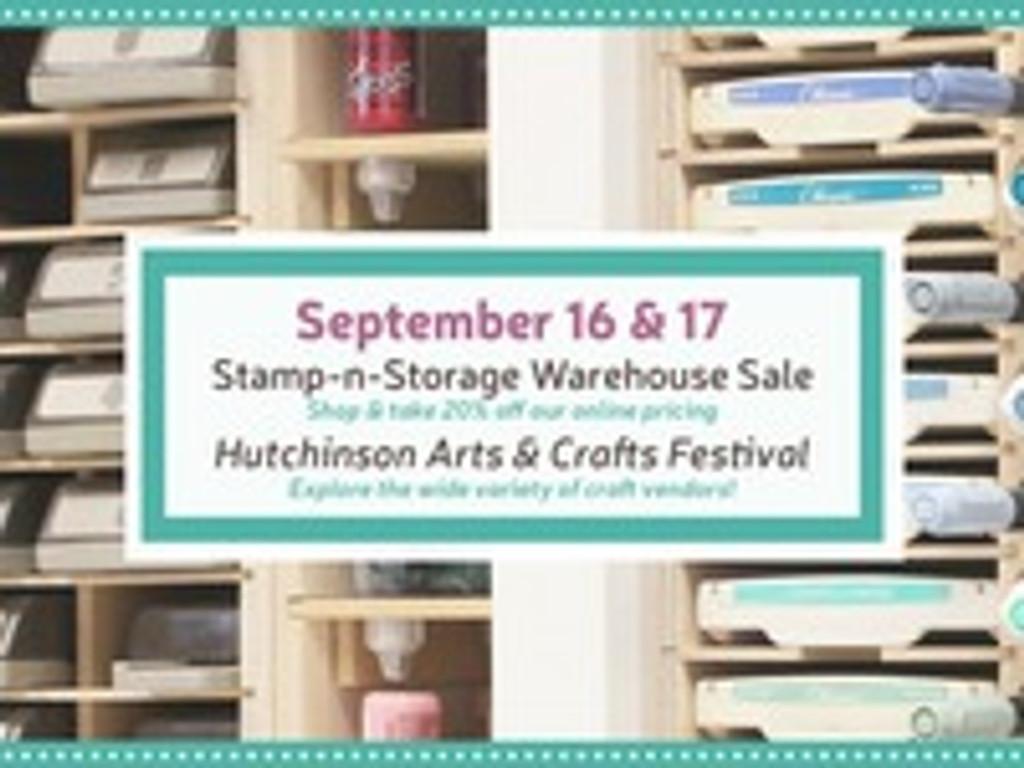 Stamp-n-Storage Warehouse Sale