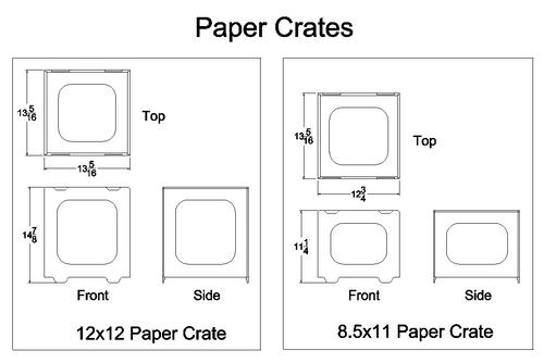 Paper Crate