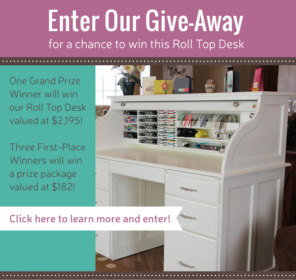 Roll Top Giveaway