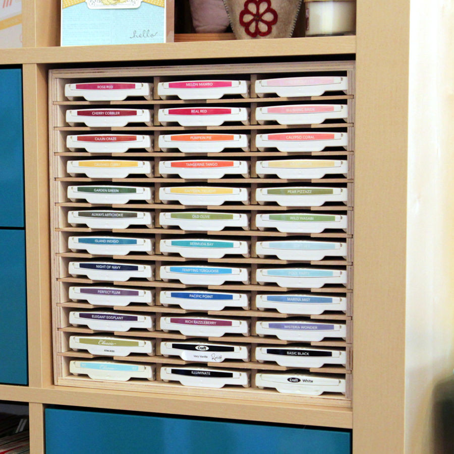 New product video storage for ikea shelving stamp n for Ikea paper holder storage
