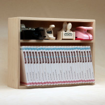 Keep everything neat and tidy on your desktop craft area.