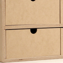 Six Drawer Storage