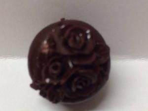 Dollhouse Miniature - 7414 - Chocolate Cake