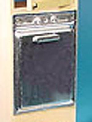HW13430 - Kitchen Cabinet Kit - Oven Front - Metal