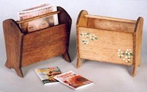 DAS906 - Daisy House Furniture Kit - Magazine Rack Kit