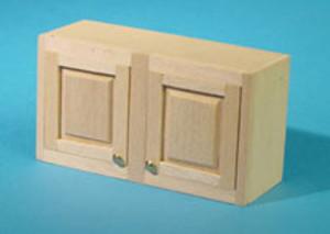 """HW13408 - Kitchen Cabinet Kit -3"""" W Upper -1-1/4"""" H - Unfinished"""