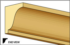 Crown/Cornice Trim - NE948