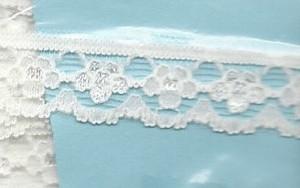 4190011 - Lace: White