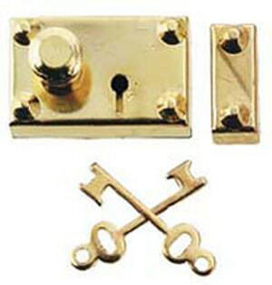 HW1134 - American Lockset with key - 1 set