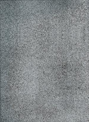Dollhouse Miniature - MH5340 - Vinyl Floor: Grey & Black Tile Flooring