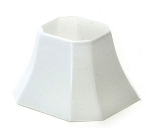 **DISCONTINUED** - FCA1558 - OCTAGONAL LAMP SHADE