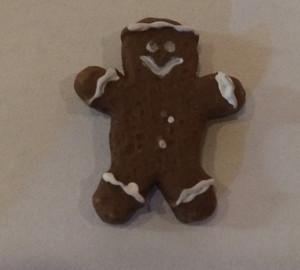902347 - Gingerbread man - Large